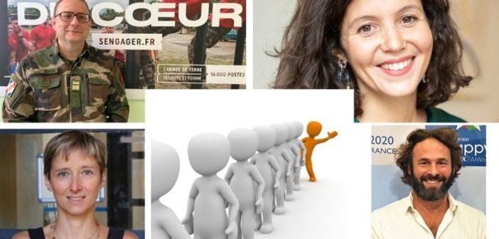 Suivez notre web conférence le 8/12 : « RH, Comment développer sa marque employeur?»
